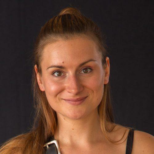 Anna-Maria Weber - Rhythmuspädagogin