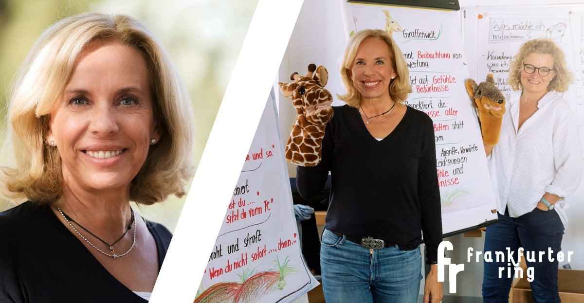 Beate Brüggemeier - Ausbildung: Wertschätzende Kommunikation