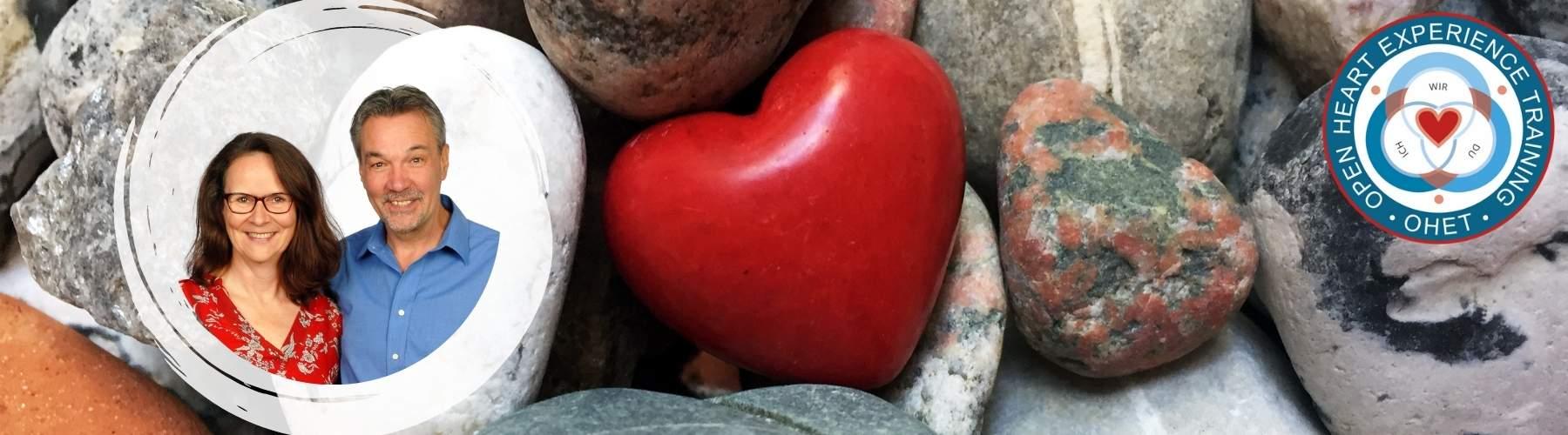 Christine Brekenfeld & Leo Mersch - Open Heart Experience Training