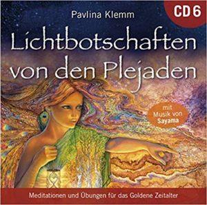 Pavlina-Klemm-Lichtbotschaften-von-den-Plejaden-Übungs-CD-6-