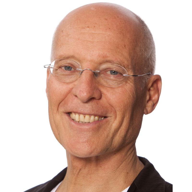 Arzt mit Schwerpunkt psychosomatische Medizin - Rüdiger Dahlke