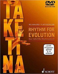 Rheinhard Flatischler - Rhythm for Evolution