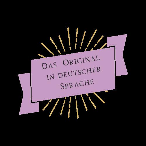 Das Original in deutscher Sprache