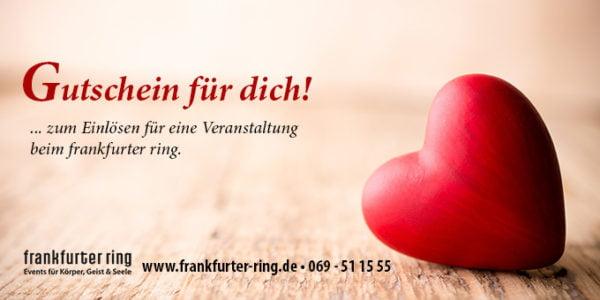 Frankfurter Ring Gutschein
