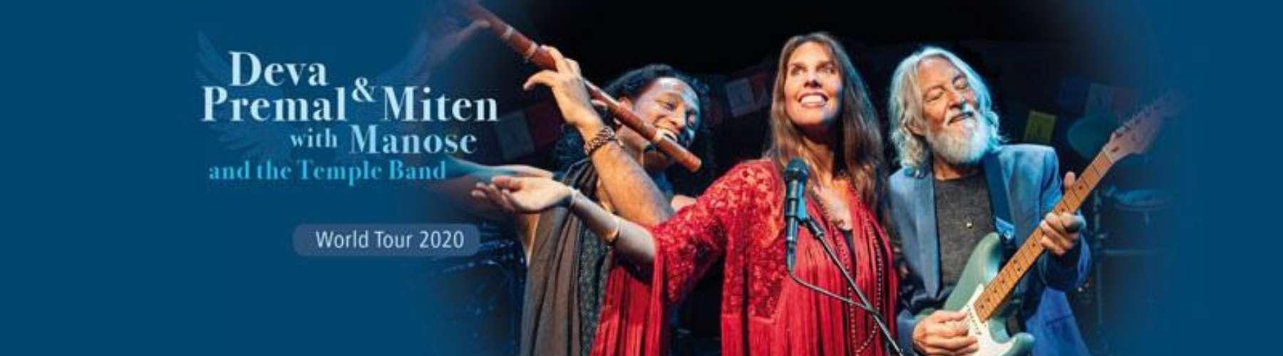 Deva Premal - Konzert