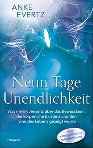 Anke Evertz - Neun Tage Unendlichkeit
