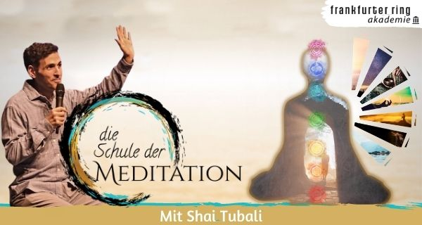 Shai Tubali Frankfurter Ring Online Kurs Banner