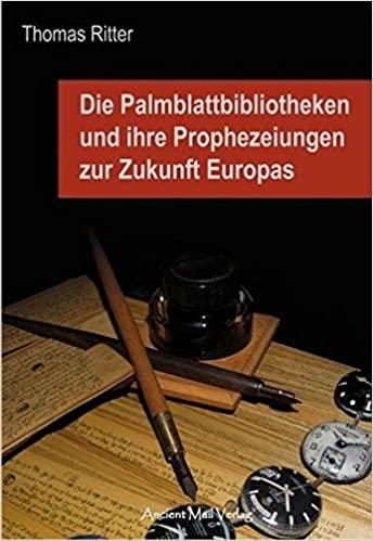 Buchtipp: Thomas Ritter - Die Palmblattbibliotheken