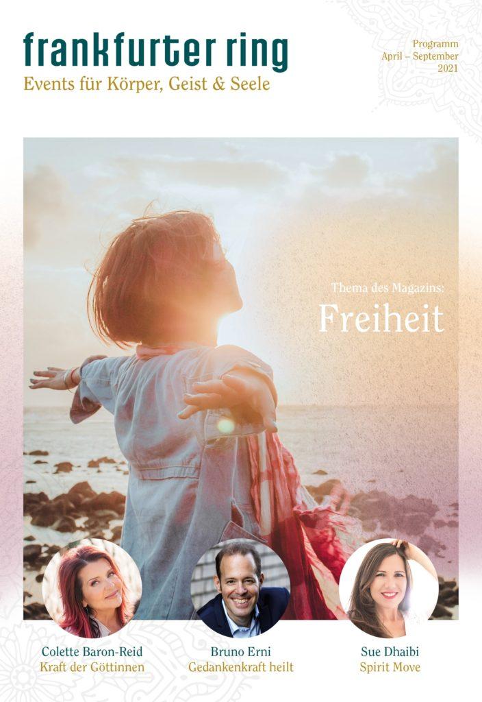 Frankfurter Ring Magazin-Cover 02 2021