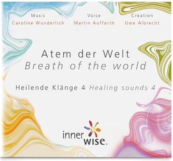 Uwe Albrecht CD Atem der Welt Cover
