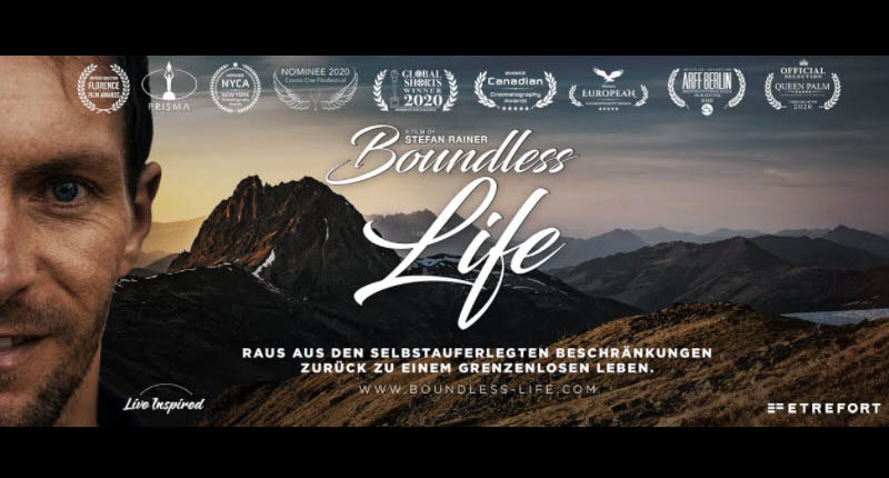 Film Tipp Boundless Live Stefan Rainer