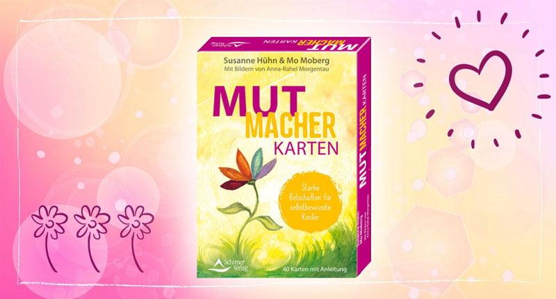Susanne Huehn Kartenset Kinder Lind Selbstbewusstsein stärken Mut machen