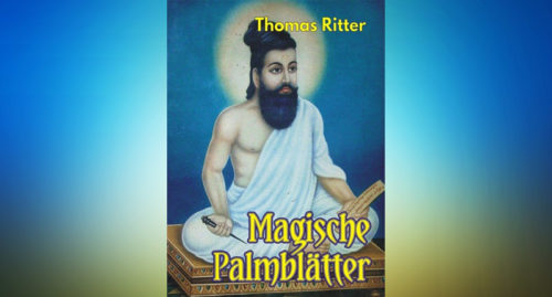 Buch Tipp Magische Palmblätter Thomas Ritter Palmblattbibliothek
