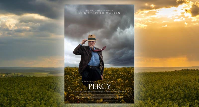 Film Percy David gegen Goliath nach einer wahren Geschichte