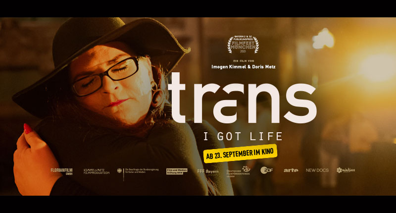 Film Tipp trans I got Life von Imogen Kimmel und Doris Metz